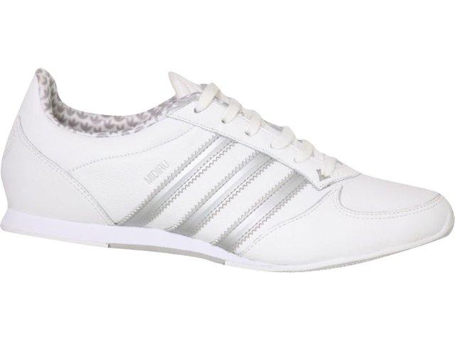 Tênis Feminino Adidas Midiru G25712 Branco/prata