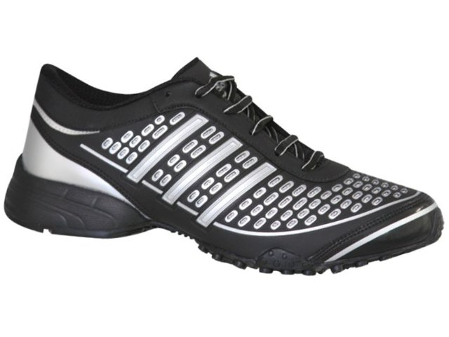 Tênis Masculino Adidas Impulse G29837 Preto/prata