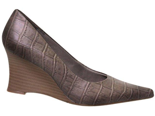 Sapato Feminino Via Marte 10-4708 Taupe