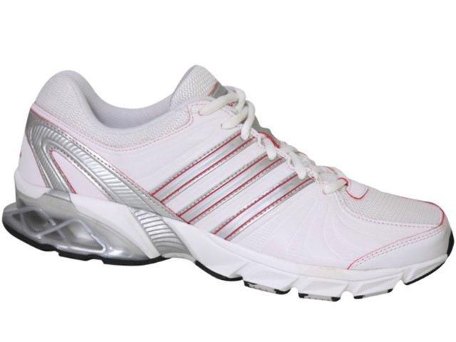Tênis Feminino Adidas Macula G09391 Branco/rosa