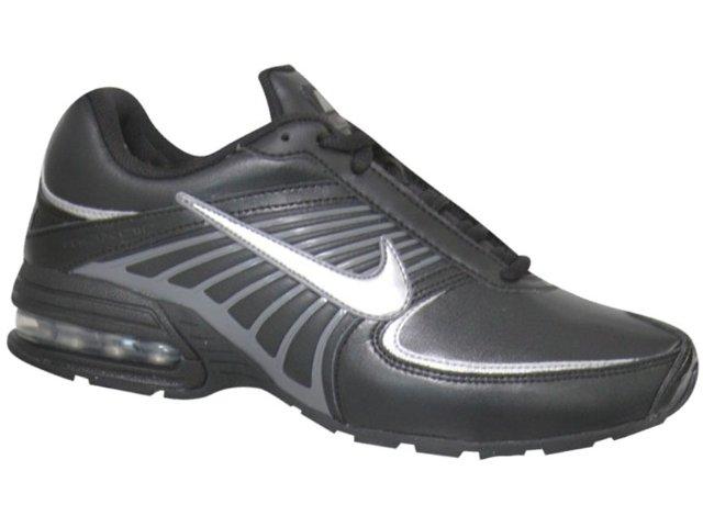 Tênis Masculino Nike Max Torch 395925-001 Preto/prata
