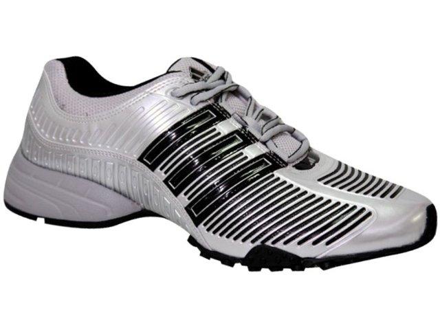 Tênis Masculino Adidas Bump 515266 Prata/preto