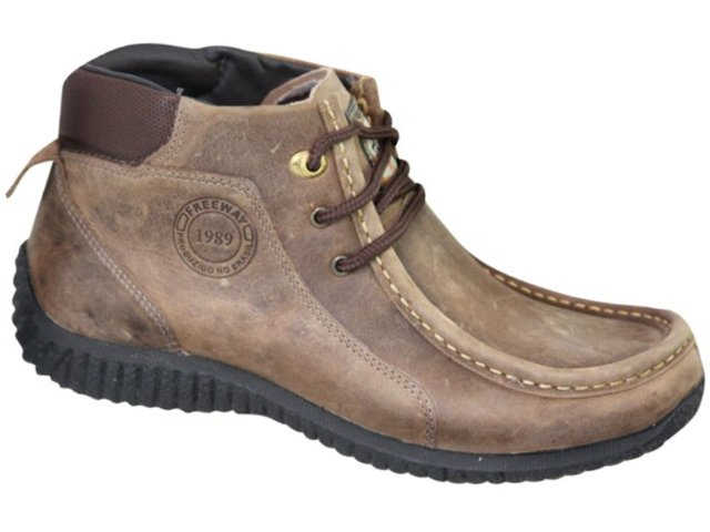 Bota Masculina Free Way Everest 06 Chumbo