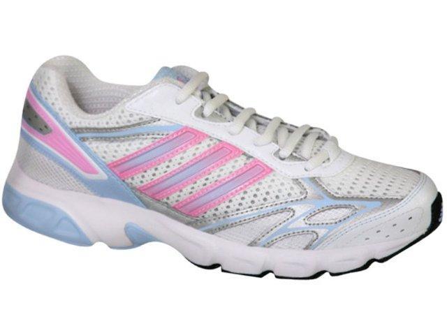 Tênis Feminino Adidas Uraha G17249 Branco/rosa