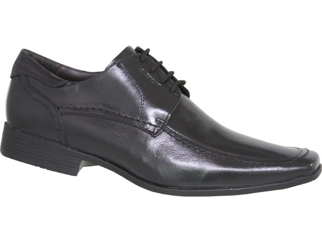 Sapato Masculino Calvest 730a125 Preto