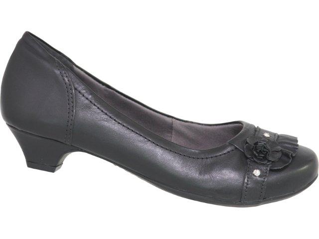 Sapato Feminino Campesi 1452 Preto