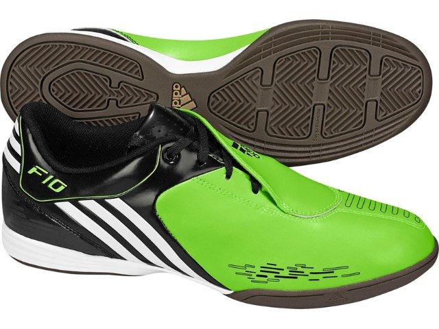 Tênis Masculino Adidas F10 G15437 Verde