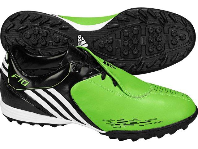 Tênis Masculino Adidas F10 G15476 Verde