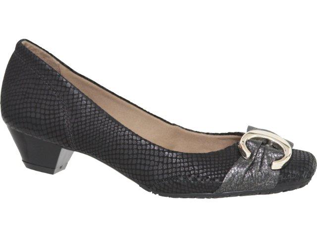 Sapato Feminino Ramarim 105107 Preto