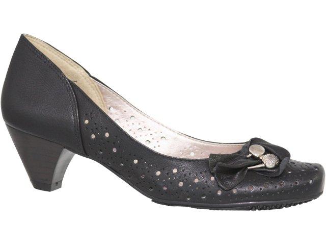 Sapato Feminino Ramarim 106203 Preto