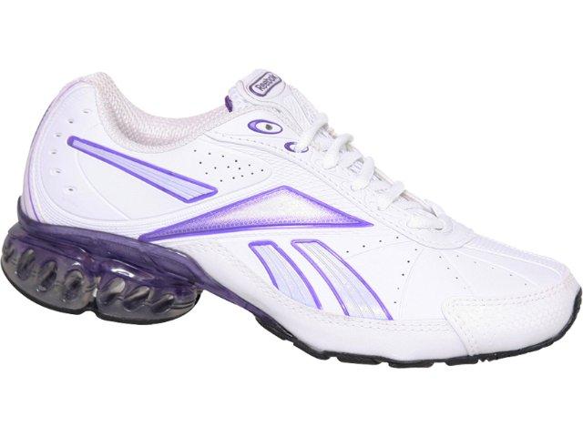 Tênis Feminino Reebok Queen Branco/violeta