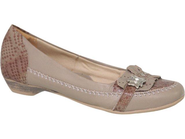 Sapato Feminino Campesi 1312 Rato