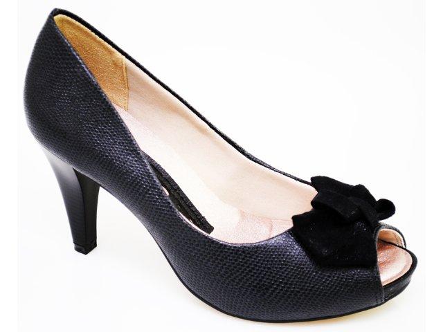Sapato Feminino Ramarim 1022201 Preto