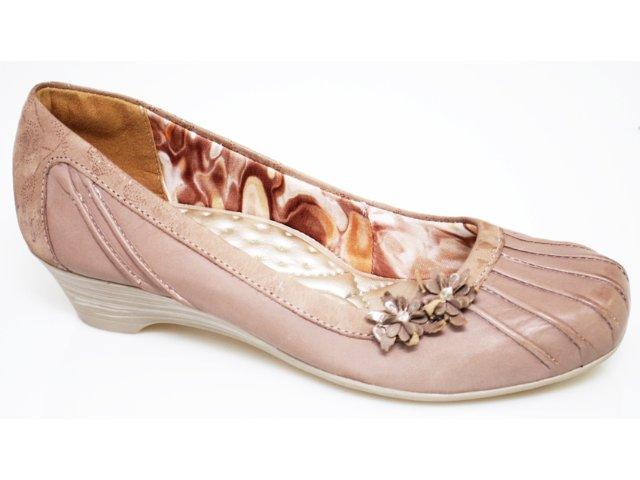 Sapato Feminino Campesi 1322 Rato