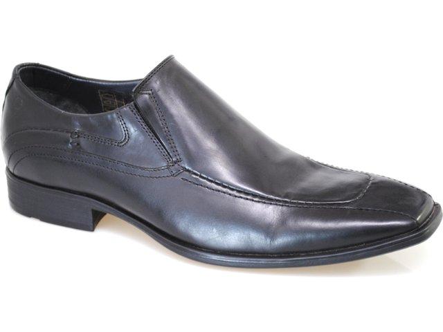Sapato Masculino Democrata 405003 Preto