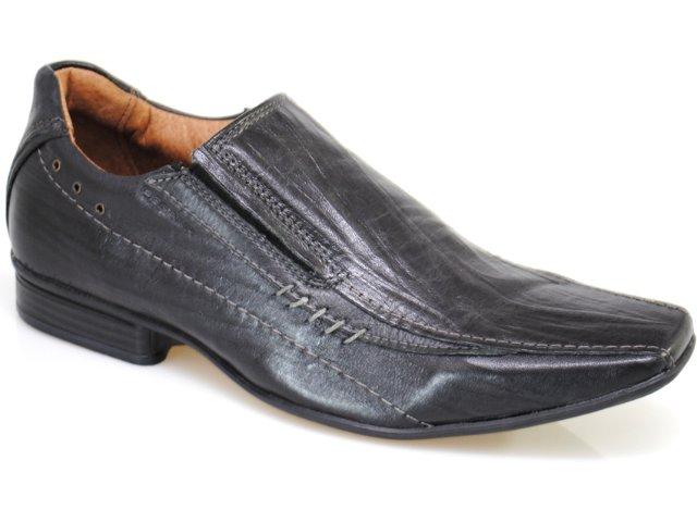 Sapato Masculino Pegada 20101-8 Preto
