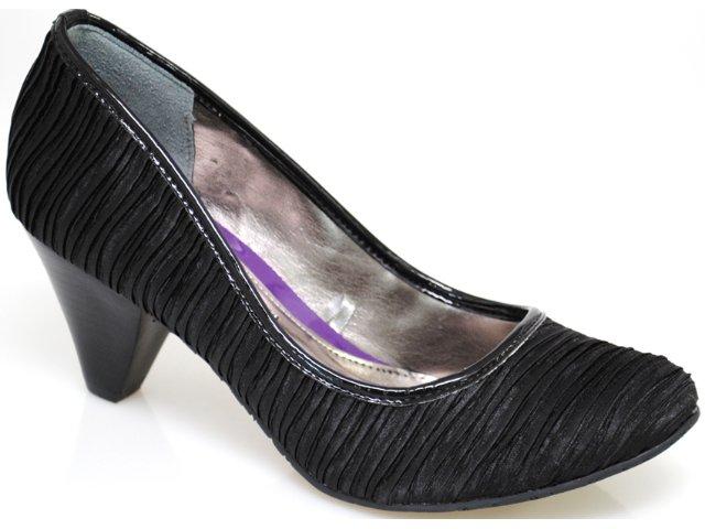 Sapato Feminino Cravo e Canela Cravo & Canela 58031/9306 Preto