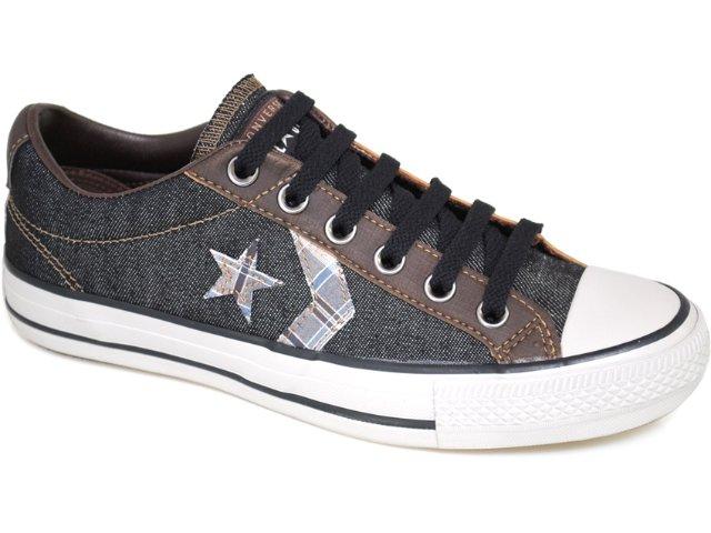 Tênis Masculino All Star s p 030001 Jeans Escuro