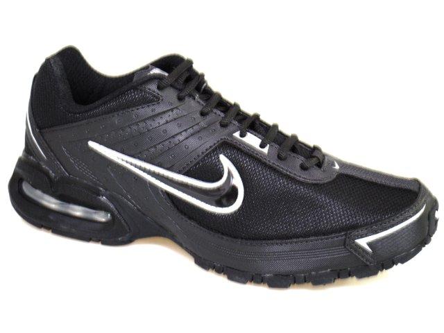 Tênis Masculino Nike Max Spear 390701-001 Preto/cinza