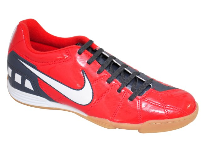 Tênis Masculino Nike Total 90 410130-600 Verm/branco