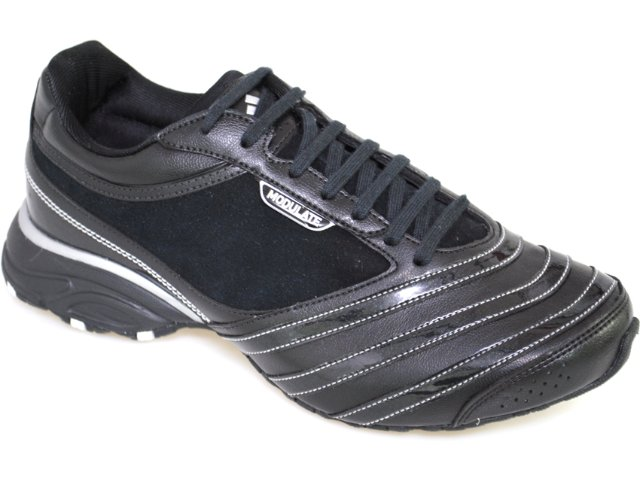Tênis Masculino Adidas Modulate Suede G29010 Preto