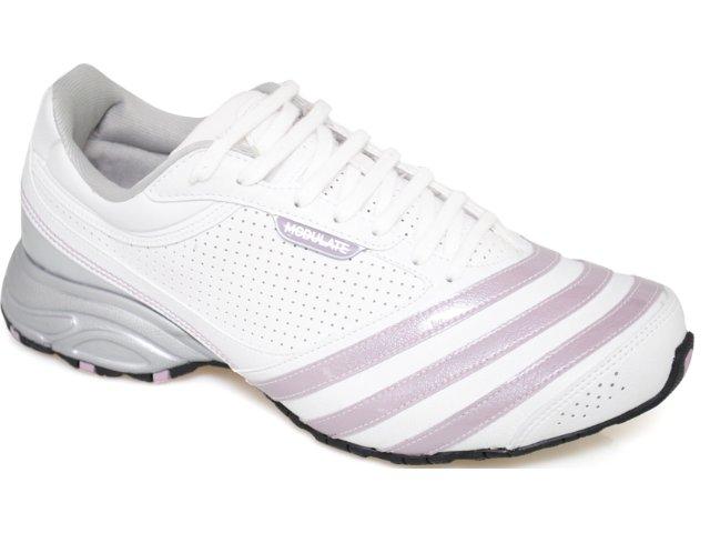 Tênis Feminino Adidas Modulate w G29011 Branco/lilas