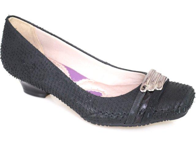 Sapato Feminino Ramarim 105202 Preto