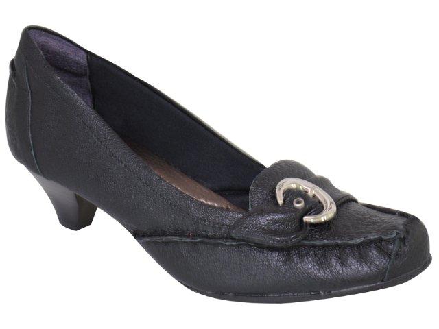 Sapato Feminino Usaflex 3517 Preto