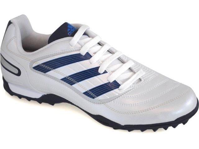 Tênis Masculino Adidas Predito x G29825 Branco/azul