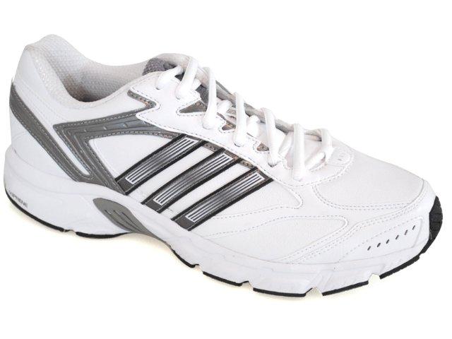 Tênis Masculino Adidas Duramo G16947 Branco/cinza