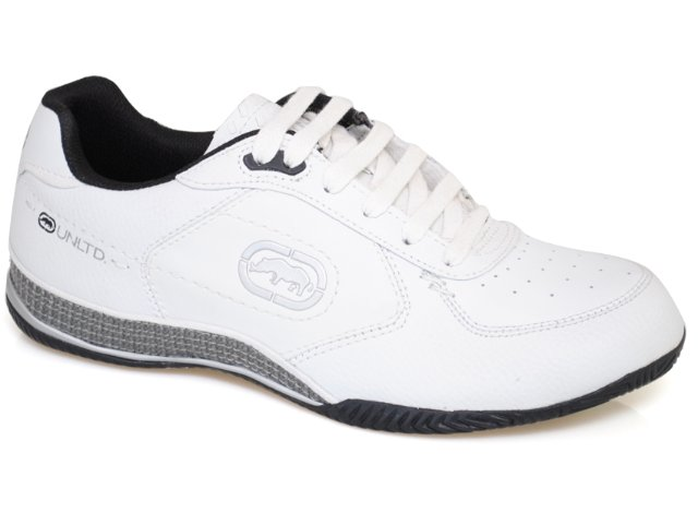 Tênis Masculino Ecko Eco 24390 Branco