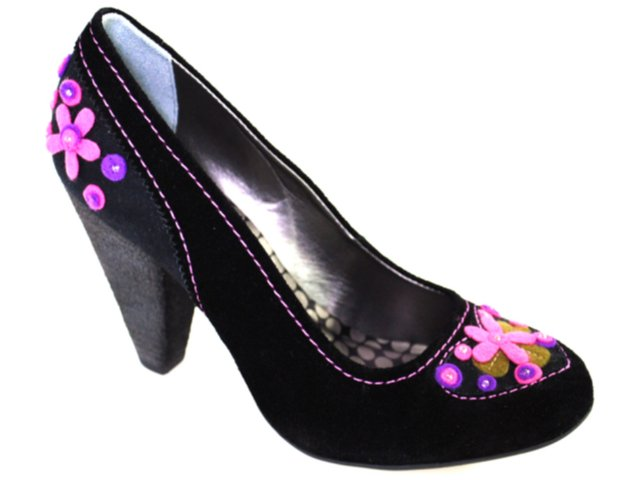Sapato Feminino Cravo e Canela Cravo & Canela 62204 Preto