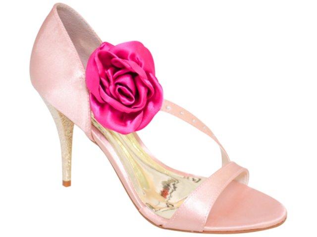Sandália Feminina Vizzano 6043255 Rosa