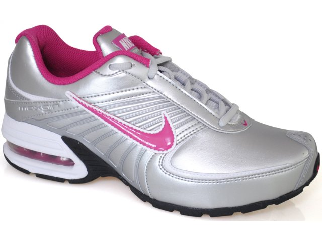 Tênis Feminino Nike Air Torch 395783-002 Prata/roxo