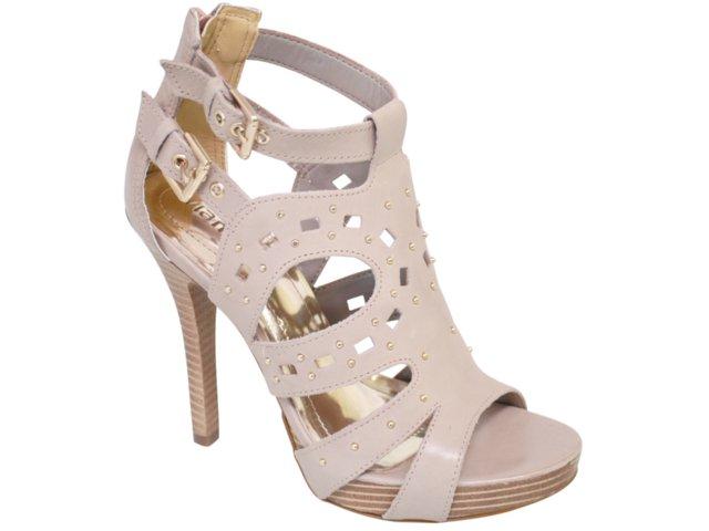 Sandal Boots Feminina Via Marte 10-11602 Caputino