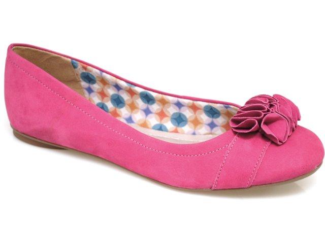 Sapatilha Feminina Via Marte 10-16307 Pink