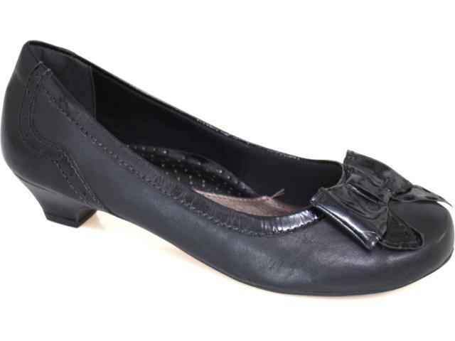 Sapato Feminino Campesi 1374 Preto
