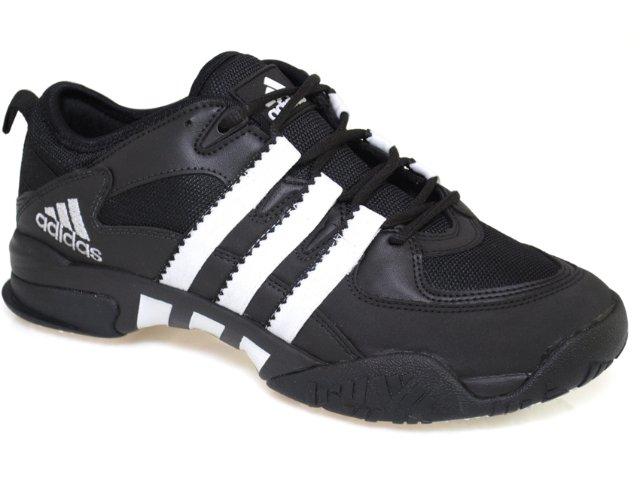 Tênis Masculino Adidas 4.3 G29128 Preto/branco
