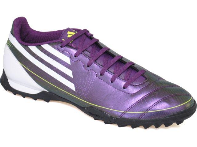 Tênis Masculino Adidas G13567 f5 i Trx Roxo/branco