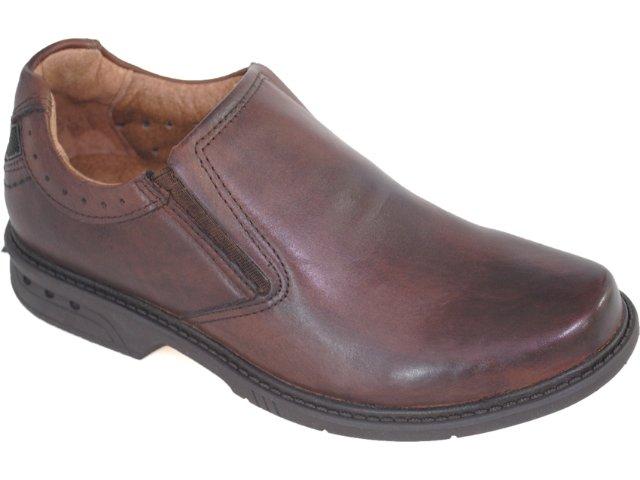 Sapato Masculino Pegada 20007-5 Telha
