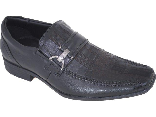 Sapato Masculino Jota pe 8128 Preto