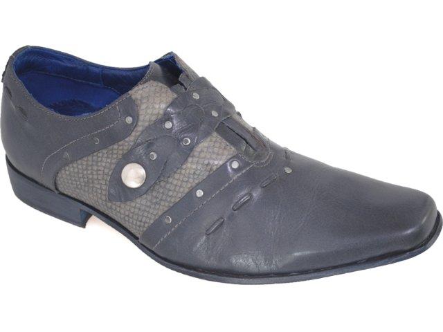 Sapato Masculino Ferracini 6265 Preto