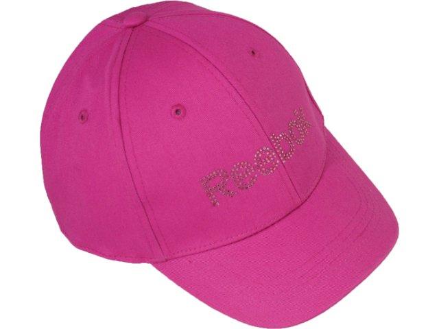Boné Feminino Reebok Ac9001 Pink