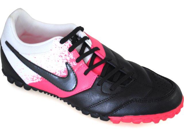Tênis Masculino Nike Bomba 415130-006 Preto/branco/vermelho