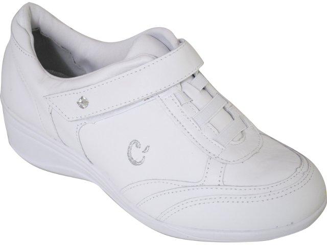 Tênis Feminino Campesi 1302 Branco