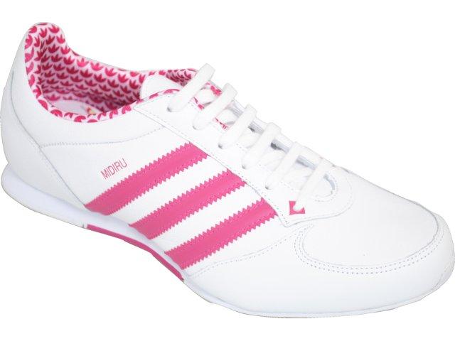 Tênis Feminino Adidas Midiru G29818 Branco/pink