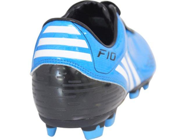 1f3a4e9795 Opnião sobre Chuteira Masculina Adidas F10 Trx...kinei.com.br