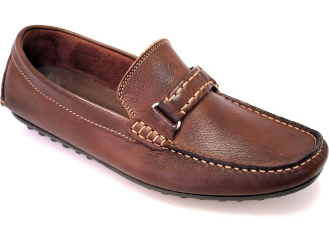 Sapato Masculino Jovaceli 30031 Mouro