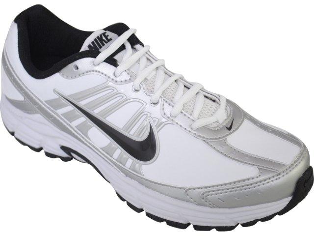 Tênis Masculino Nike Dart Viii 410236-104 Bco/prt/preto