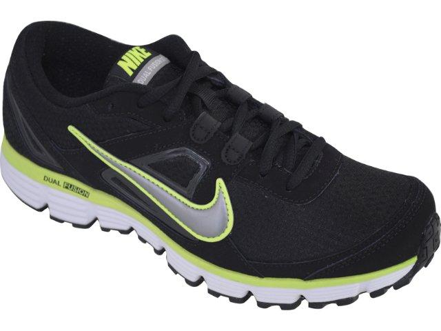 Tênis Masculino Nike Dual 407853-004 Preto/verde
